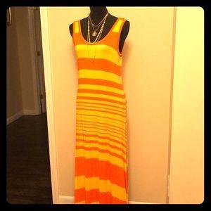 Sun goddess maxi dress